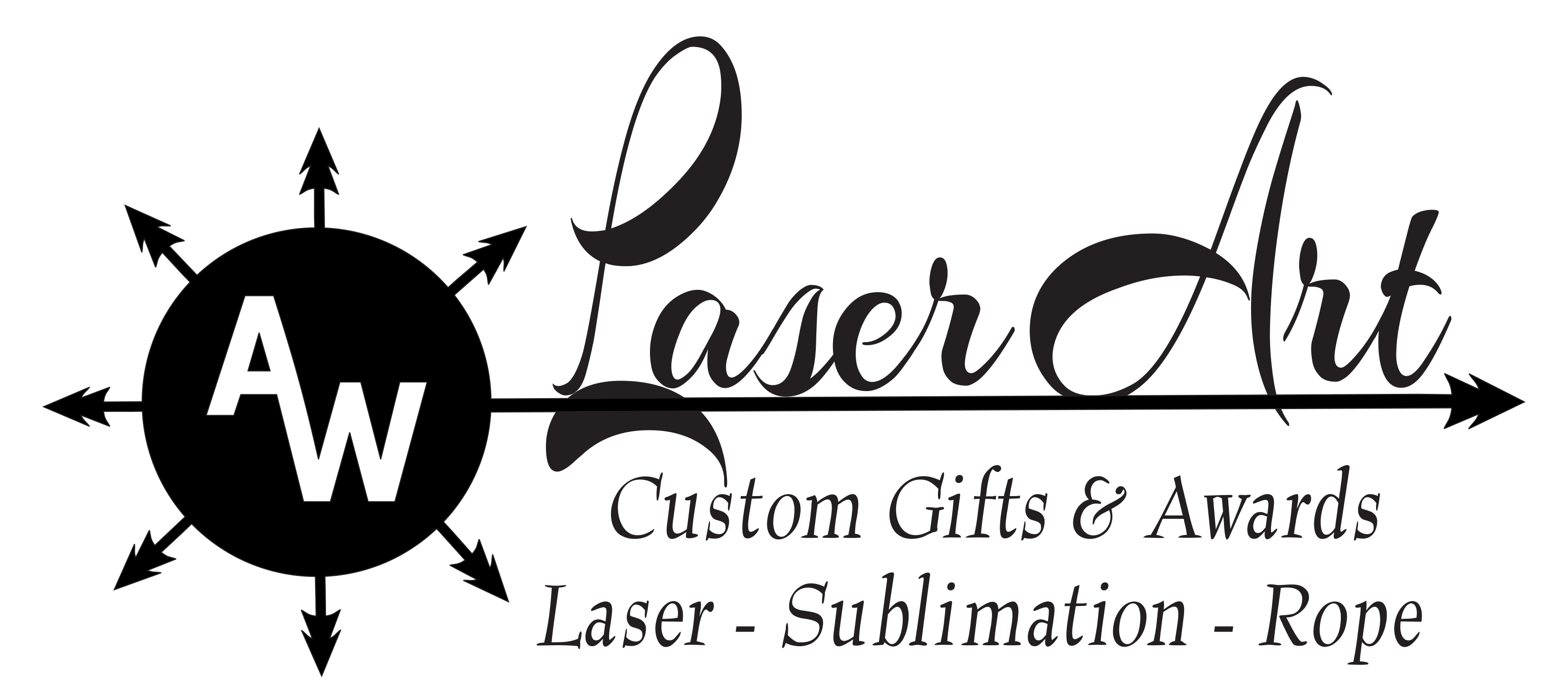 AW Laser Art