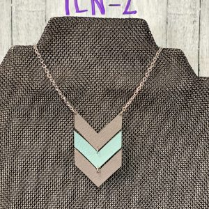 AW Laser Art Necklace product
