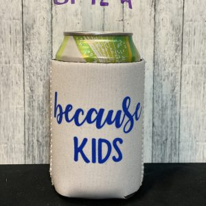 AW Laser Art Drink Koozie product